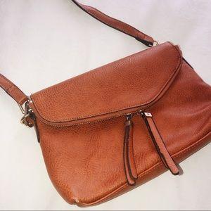Brown purse!